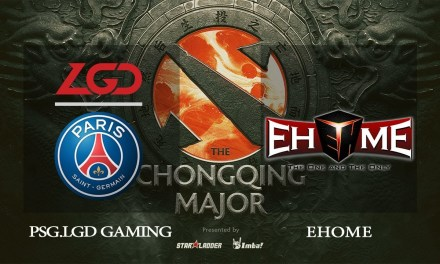 PSG.LGD vs EHOME game 1 – The Chongqing Major CN Qualifiers, Finals – Dota 2