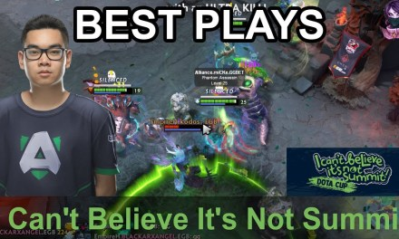 I Can't Believe It's Not Summit BEST PLAYS Day 3 Highlights Dota 2 Time 2 Dota #dota2