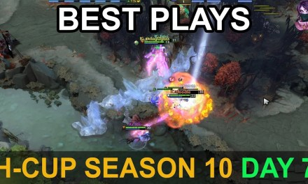 H-Cup Season 10 BEST PLAYS DAY 7 Highlights Dota 2 by Time 2 Dota #dota2 #hcup