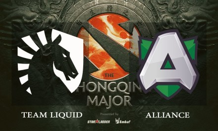 Liquid vs Alliance game 1 – The Chongqing Major EU Qualifiers, Losers' Finals – Dota 2