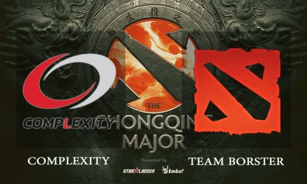 compLexity vs Team Borster game 1 – The Chongqing Major NA Qualifiers, Group A – Dota 2