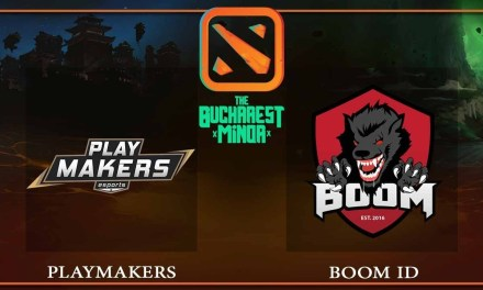 Playmakers Esports vs BOOM ID game 2 – The Bucharest Minor, Losers' Match Group B – Dota 2