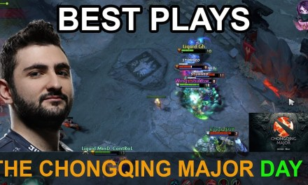 The Chongqing Major BEST PLAYS Day 2 Highlights Dota 2 Time 2 Dota #dota2 #ChongqingMajor #CQMajor