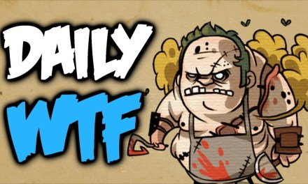 Dota 2 Daily WTF – What is That