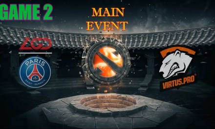LGD vs Virtus.Pro | Chongqing Major Upper Bracket R2 Bo3 Game 2
