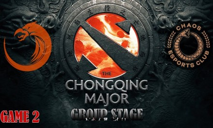 TNC Predator vs Chaos | Chongqing Major Group A Opening Matches Bo3 Game 2