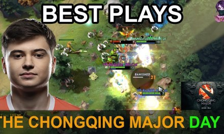 The Chongqing Major BEST PLAYS Day 1 Highlights Dota 2 Time 2 Dota #dota2 #ChongqingMajor #CQMajor