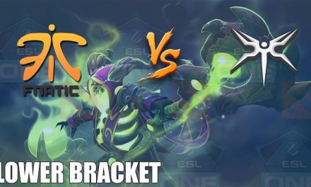 Fnatic vs Mineski GAME 2 Bo3 | Lower Bracket R2 ESL One Katowice 2019
