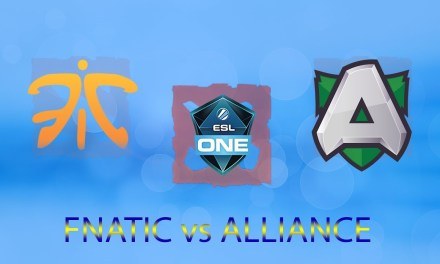 Fnatic vs Alliance GAME 1 Bo2 | Group Stage ESL One Katowice 2019