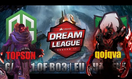 OG vs Alliance | G1 Bo3 Opening Matches Group Stage Dreamleague 11 EU Qualifiers