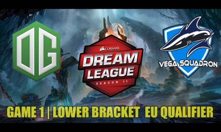 OG vs Vega Game 1 | Bo3 Lower Bracket R2 Dreamleague 11 EU Qualifiers