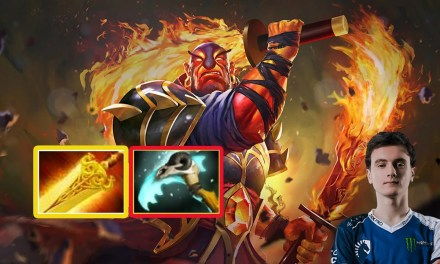 Miracle Ember Build Radiance + Hex | Ranked Match Top 1 MMR