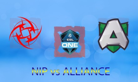 NIP vs Alliance GAME 2 Bo2 | Group Stage ESL One Katowice 2019