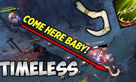 TIMELESS PUDGE [COME HERE BABY!] dota 2