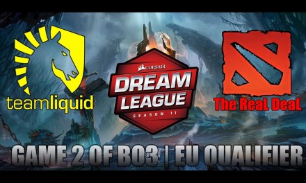Liquid vs RD | G2 Bo3 Opening Matches Group Stage Dreamleague 11 EU Qualifiers