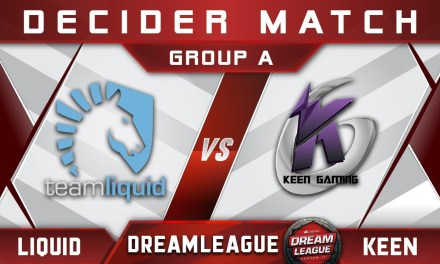 Liquid vs Keen Decider DreamLeague Major Highlights 2019 Dota 2