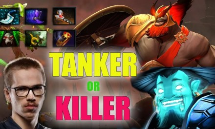 What a Hero ! is this Tanker or Ganker ? Topson Play Mid with MARS vs Storm