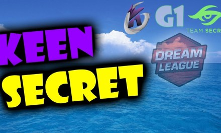 Secret vs KG | Lower Bracket R4 DreamLeague Season 11 | Bo3 GAME 1