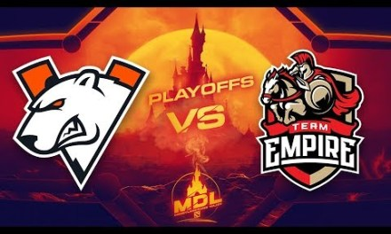 Virtus.pro vs Empire Game 3 – MDL Paris Major CIS Qualifiers: Winners' Finals