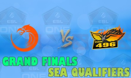 TNC vs 496 GAME 3 Bo5 | Grand Finals ESL One Mumbai 2019 Qualifier