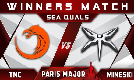TNC vs Mineski Winners Match Disneyland Paris Major MDL 2019 SEA Highlights Dota 2