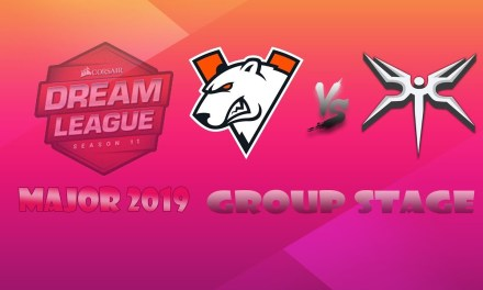VP vs Mski GAME 3 Bo3 | DreamLeague Season 11 | Group Stage Winner Match