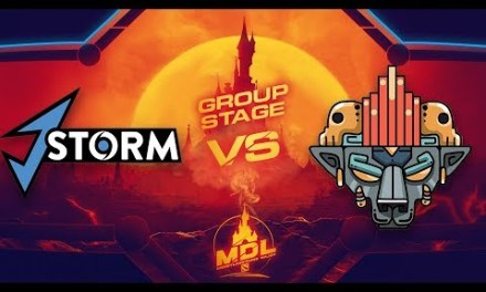 J.Storm vs Xolotl Game 2 – MDL Paris Major NA Qualifiers: Group Stage