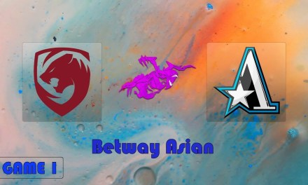 TIGERS vs ASTER Game 1 Bo3 Lower Bracket R1 | Betway Asian Dota 2 League