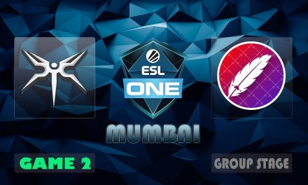 Mineski vs Pango Game 2 Bo3 Decider Match | ESL One Mumbai 2019