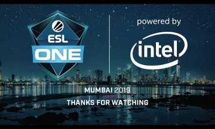 Live: ESL One Mumbai – Group Stage – Playoff