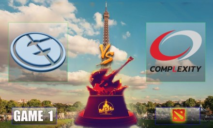 EG vs CoL Game 1 Bo3 | Paris Major NA Qualifiers Group Stage Winner Match