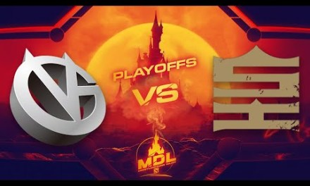 Vici Gaming vs Royal Game 2 – MDL Paris Major CN Qualifiers: Losers' Finals