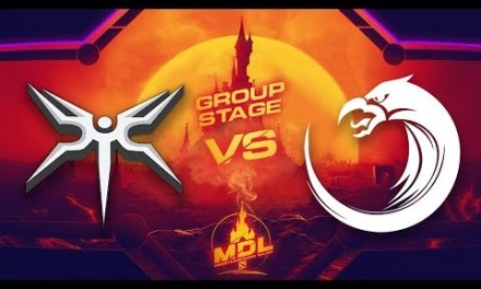 Mineski vs TNC Game 1 – MDL Paris Major SEA Qualifiers: Group Stage