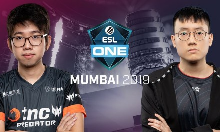 TNC Predator vs. compLexity Gaming  – Game 3 – Group A – ESL One Mumbai 2019