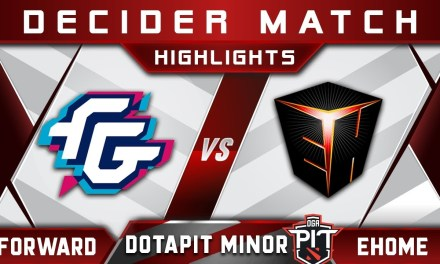 Forward vs Ehome [GREAT GAME] OGA Dota Pit Minor 2019 Highlights Dota 2