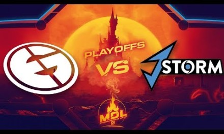 Evil Geniuses vs J.Storm Game 2 – MDL Paris Major NA Qualifiers: Losers' Round 1