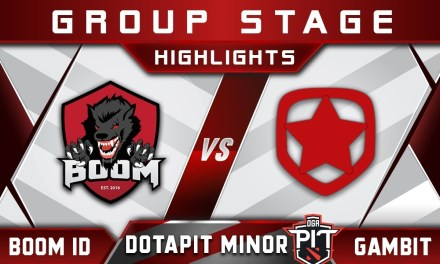 Boom ID vs Gambit OGA Dota Pit Minor 2019 Highlights Dota 2