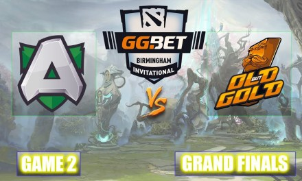 Alliance vs OBG Game 2 Bo5 Grand Finals | GG.Bet Birmingham Invitational
