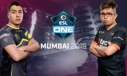 TNC Predator vs. Natus Vincere – Game 2 – Group A – ESL One Mumbai 2019