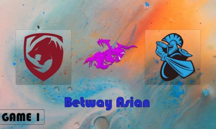 Tigers vs Newbee.Young Game 1 Bo3 | Betway Asian Dota 2 League Upper Bracket R1