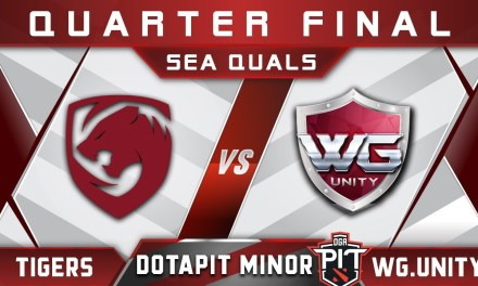 Tigers vs WG.Unity OGA Dota Pit Minor 2019 SEA Highlights Dota 2