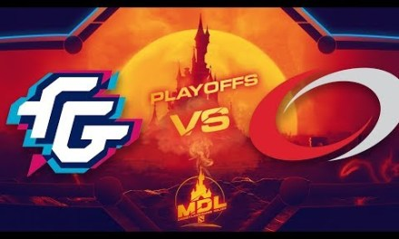 Forward vs compLexity Game 3 – MDL Paris Major NA Qualifiers: Losers' Round 1