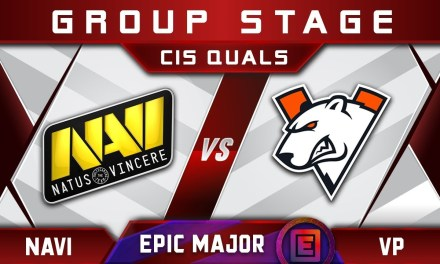 NaVi vs VP [EPIC] TOP 1 EPICENTER Major 2019 CIS Highlights Dota 2