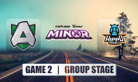Alliance vs HpM | Starladder Minor Qualifiers | Group Stage Bo2 Game 2