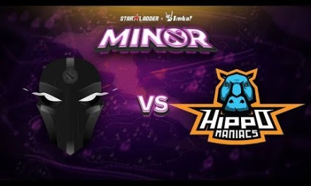 The Final Tribe vs Hippomaniacs Game 1 – SL ImbaTV Minor EU Qualifier: Group Stage