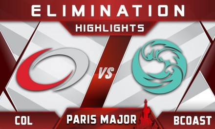 beastcoast vs coL Disneyland Paris Major MDL 2019 Highlights Dota 2