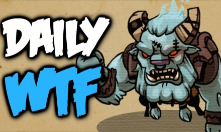 Dota 2 Daily WTF – Epic Space or not
