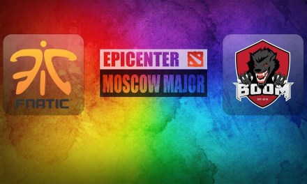 Fnatic vs BOOM ID EPICENTER MAJOR Qualifier | Bo1 Group Stage