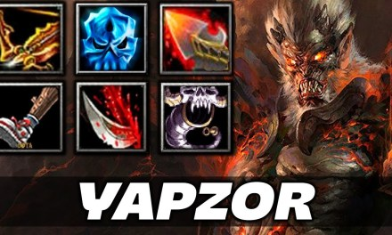 YapzOr Monkey King Highlights Dota 2