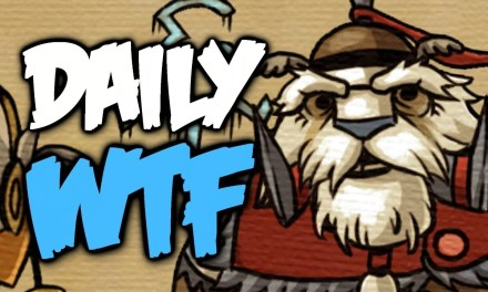 Dota 2 Daily WTF – Nobody expects the spanish inquisition